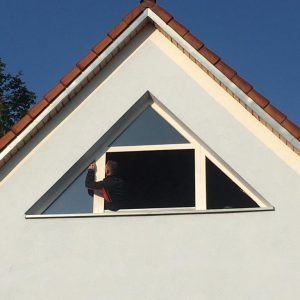 Dreieck-Fenster JM - Fenster & Haustüren Jochen Meier
